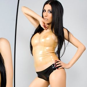Latex Tank Top
